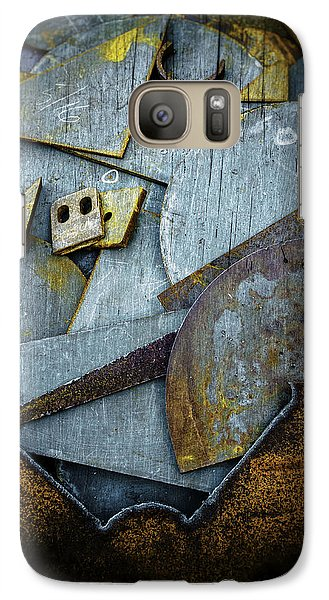 Galaxy Case featuring the photograph Rust Two by Craig Perry-Ollila