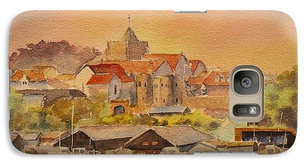 Rye East Sussex Uk Galaxy S7 Case by Beatrice Cloake