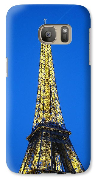 Galaxy Case featuring the photograph S H E by Yury Bashkin
