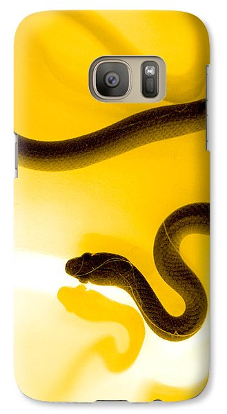 Galaxy Case featuring the photograph S by Holly Kempe