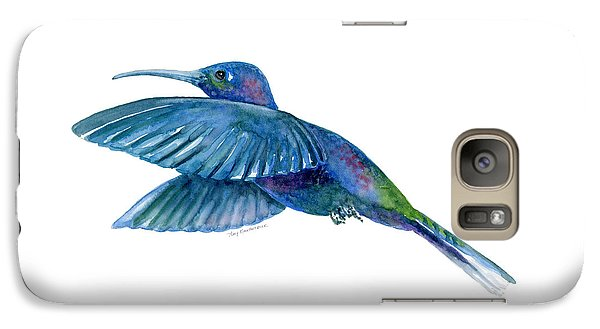 Sabrewing Hummingbird Galaxy S7 Case