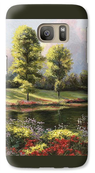 Safe Haven 1 Galaxy S7 Case by Lucie Bilodeau