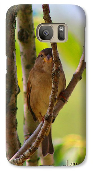 Galaxy Case featuring the photograph Safe Refuge by Lorna Rogers Photography