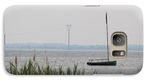 Galaxy Case featuring the photograph Sailboat by David Jackson