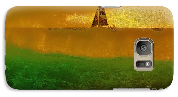 Galaxy Case featuring the photograph Sailing Away by Craig Wood