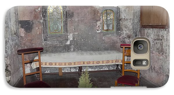 Galaxy Case featuring the photograph Saint Aignan Chapel by Deborah Smolinske