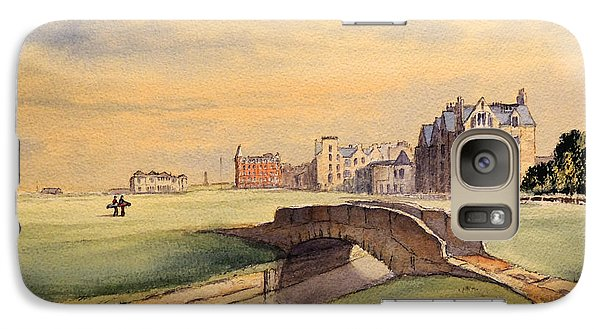 Saint Andrews Golf Course Scotland - 18th Hole Galaxy S7 Case