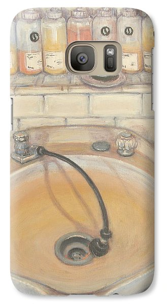 Galaxy Case featuring the painting Salon #3 by Donelli  DiMaria
