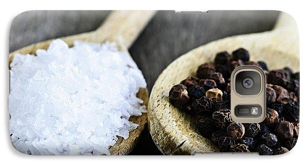 Salt And Pepper Galaxy S7 Case
