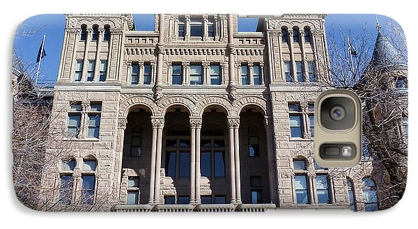Galaxy Case featuring the photograph Salt Lake City - City Hall - 2 by Ely Arsha