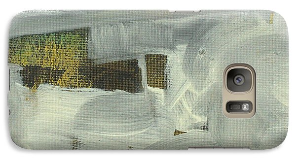 Galaxy Case featuring the painting Salt Marsh C2013 by Paul Ashby