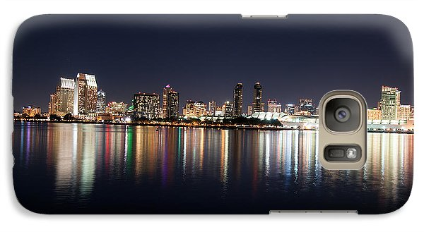 Galaxy Case featuring the photograph San Diego Ca by Gandz Photography