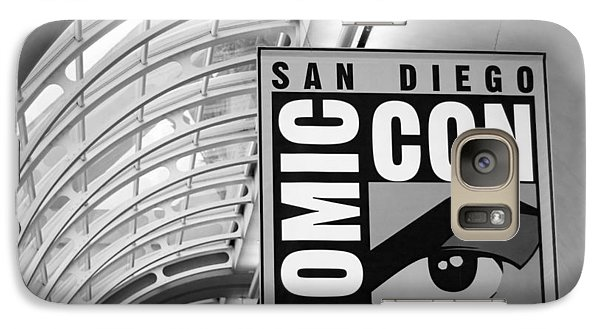 San Diego Comic Con Galaxy S7 Case by Nathan Rupert
