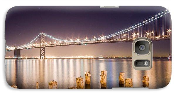 San Francisco Bay Bridge Galaxy S7 Case