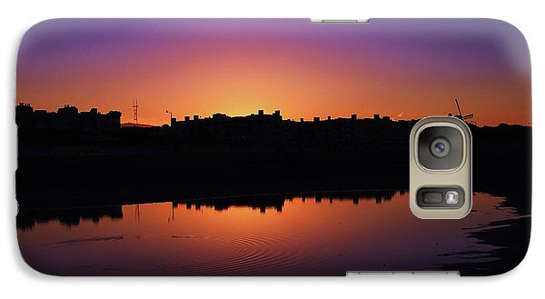 Galaxy Case featuring the photograph San Francisco Daze by Sean Sarsfield