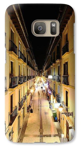 Galaxy Case featuring the photograph San Sebastian by Mariusz Czajkowski