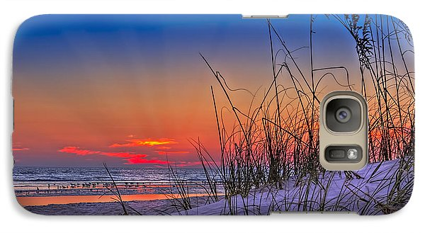 Sand And Sea Galaxy S7 Case