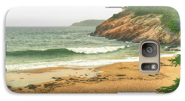 Galaxy Case featuring the photograph Sand Beach 2 by Raymond Earley