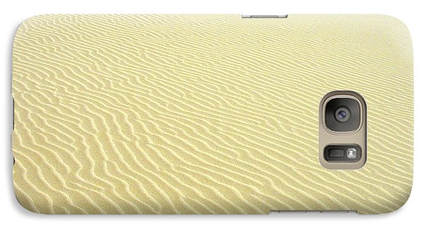 Galaxy Case featuring the photograph Sand Dune by Ramona Johnston