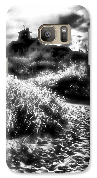 Galaxy Case featuring the photograph Sand In Ma Shoes by Robert McCubbin