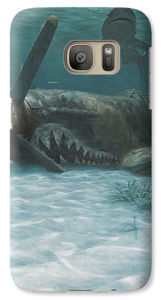 Sand Shark Galaxy S7 Case