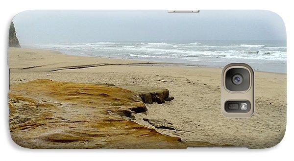 Galaxy Case featuring the photograph Sandy Beach by Carla Carson