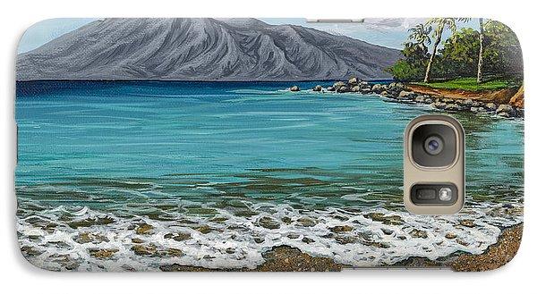 Sandy Beach Galaxy S7 Case