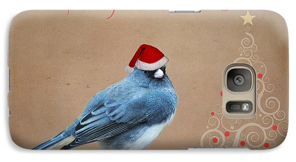 Galaxy Case featuring the photograph Santa Baby by Linda Segerson