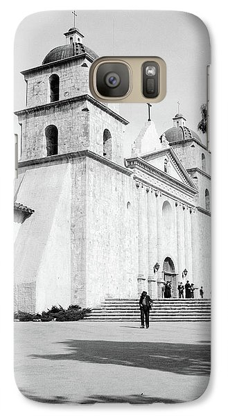 Galaxy Case featuring the painting Santa Barbara, 1936 by Granger