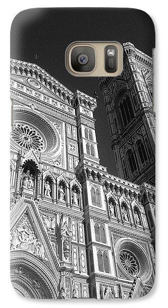 Galaxy Case featuring the digital art Santa Maria Del Fiore  by Delona Seserman