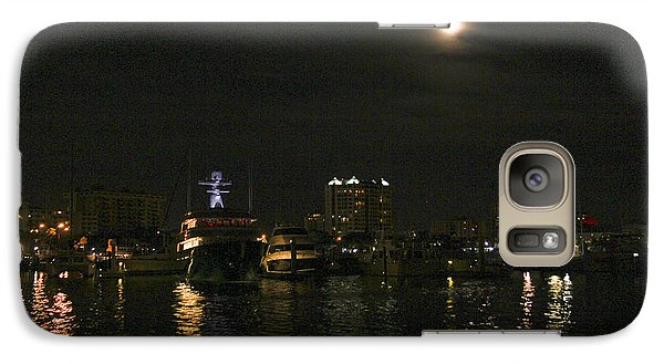Galaxy Case featuring the photograph Sarasota Harbor by Marta Alfred