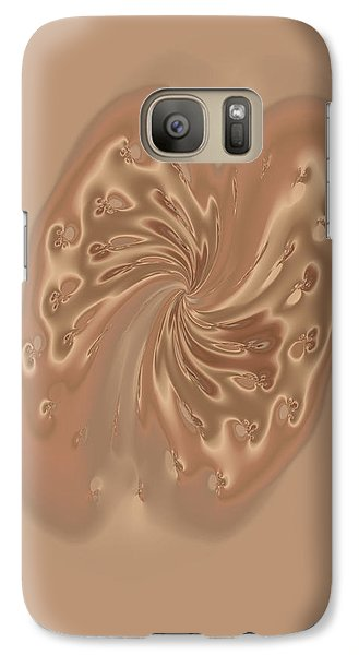 Satin Butterfly Galaxy S7 Case