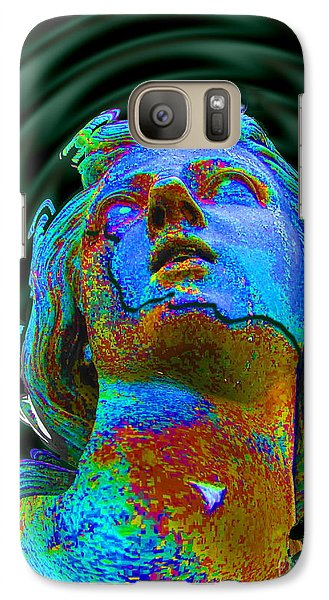 Galaxy Case featuring the photograph Satisfaction by Yury Bashkin