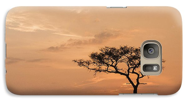 Galaxy Case featuring the photograph Savannah Dawn by Phyllis Peterson