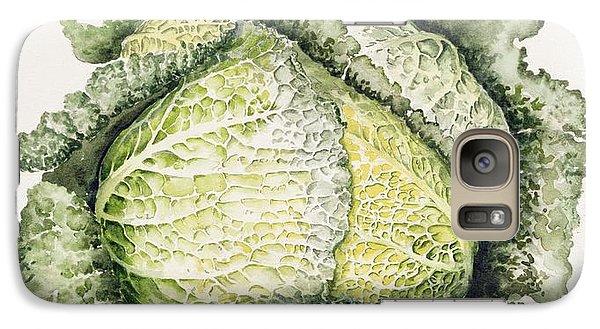 Savoy Cabbage  Galaxy S7 Case