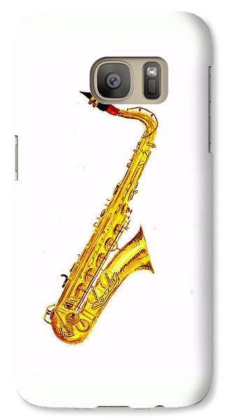Saxophone Galaxy S7 Case