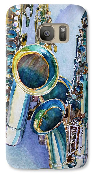 Saxy Trio Galaxy S7 Case