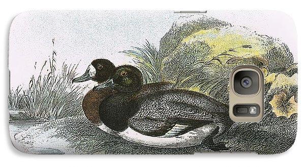 Scaup Duck Galaxy S7 Case