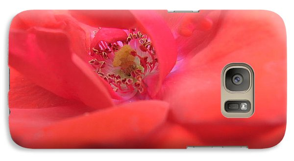 Galaxy Case featuring the photograph Scent Of Pleasure by Agnieszka Ledwon