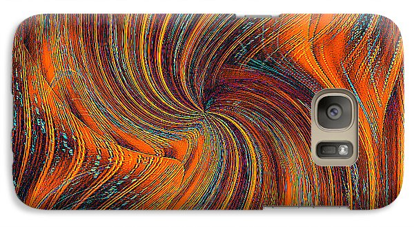 Galaxy Case featuring the painting Schiller's Dream Of You by Yul Olaivar