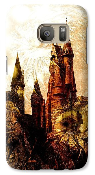 School Of Magic Galaxy S7 Case