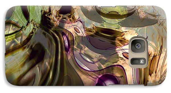 Galaxy Case featuring the digital art Sci-fi Fury by Richard Thomas