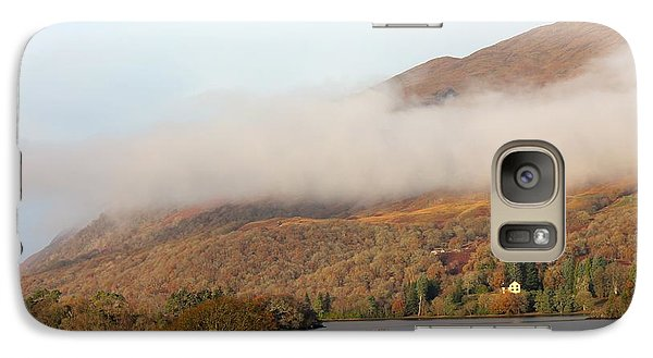 Galaxy Case featuring the photograph Scotch Mist by David Grant