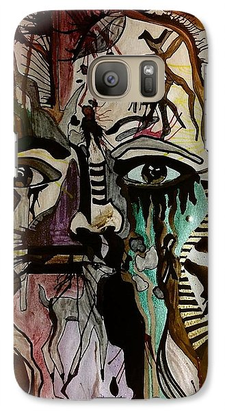 Scream Galaxy S7 Case