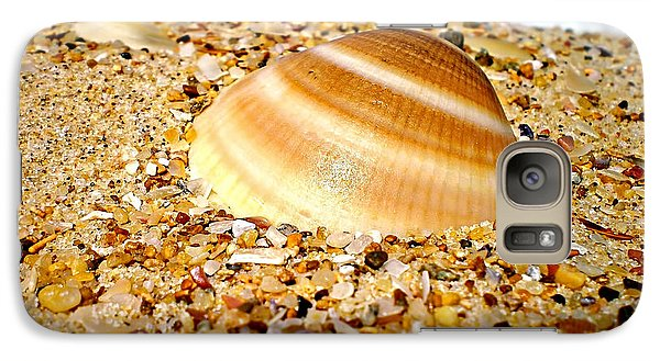 Sea Beyond The Shell Galaxy S7 Case by Kaye Menner