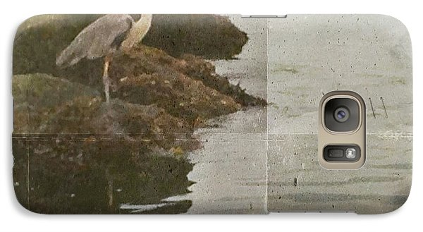 Galaxy Case featuring the photograph Sea Bird by Kevin Bergen