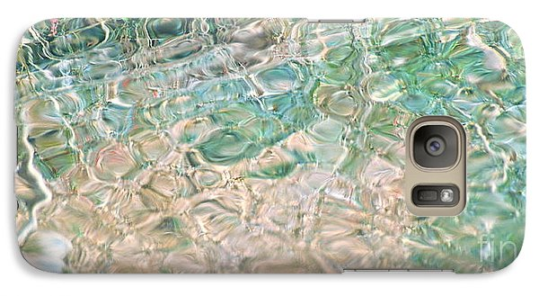 Galaxy Case featuring the photograph Sea Glass by Cindy Lee Longhini