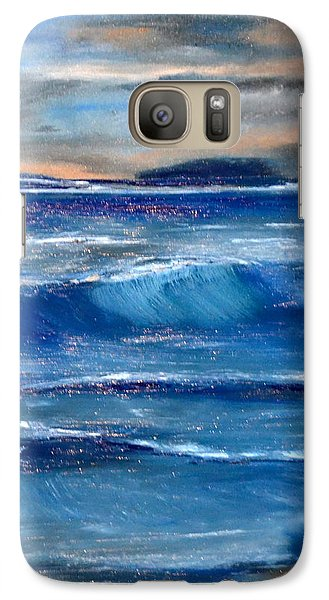 Sea Of Galilee Galaxy S7 Case