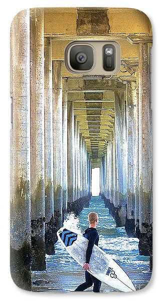 Galaxy Case featuring the photograph Searching For Peace by Margie Amberge