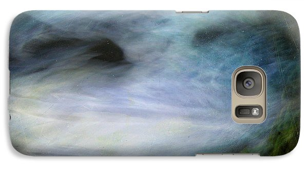 Galaxy Case featuring the photograph Seascape #14. Sighs by Alfredo Gonzalez